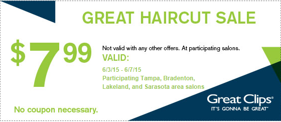 when is great clips haircut sale great haircut 7 99 2732 | great clips